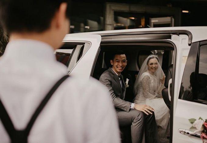 Randy n Merriska's Wedding by sapphire wedding car - 001