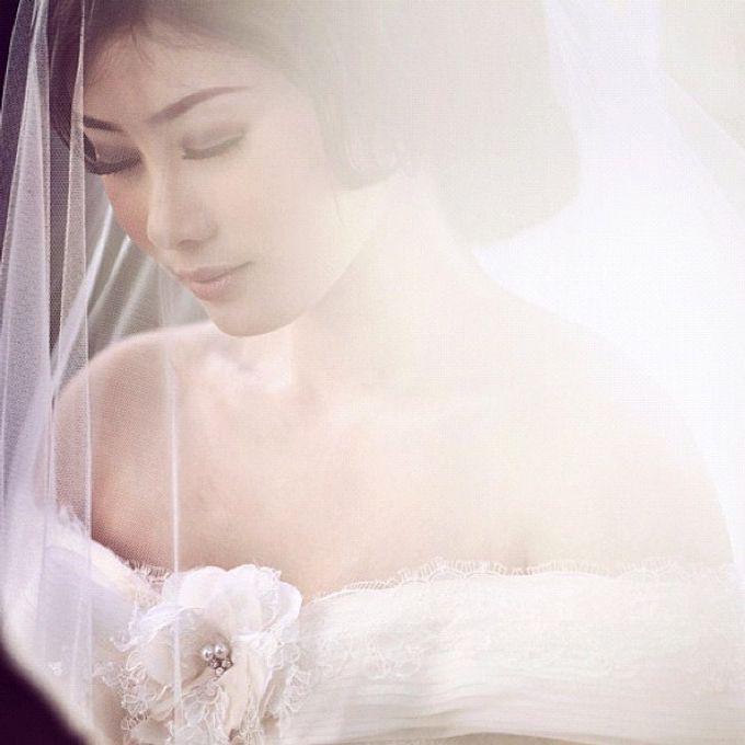 Beautiful Bride by DONNY LIEM The Make Up Art - 007