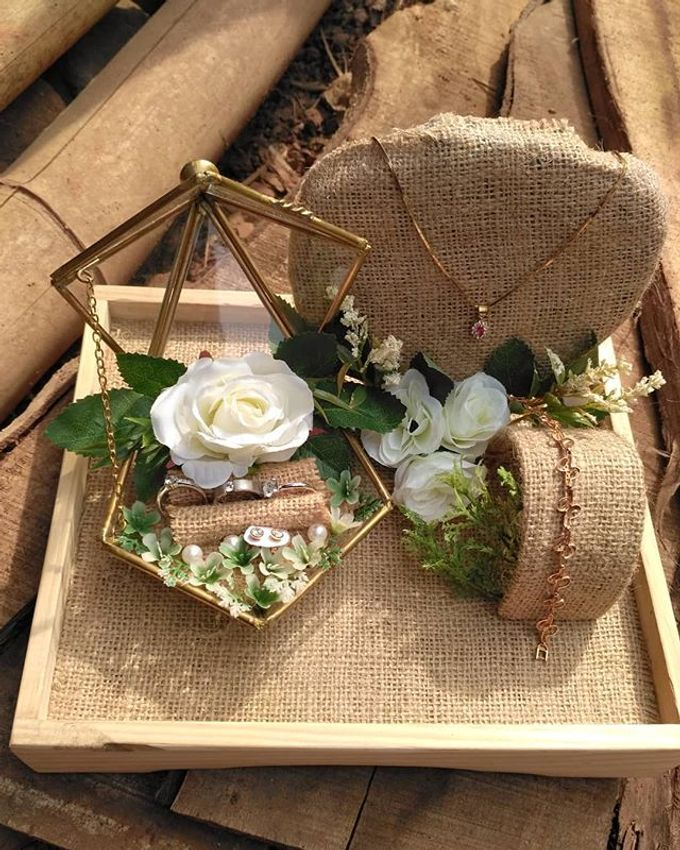 RUSTIC RING BOX by our.decoration - 003