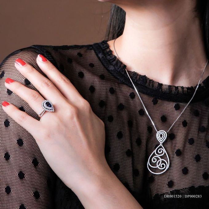 Diamond Ring by V&Co Jewellery - 001
