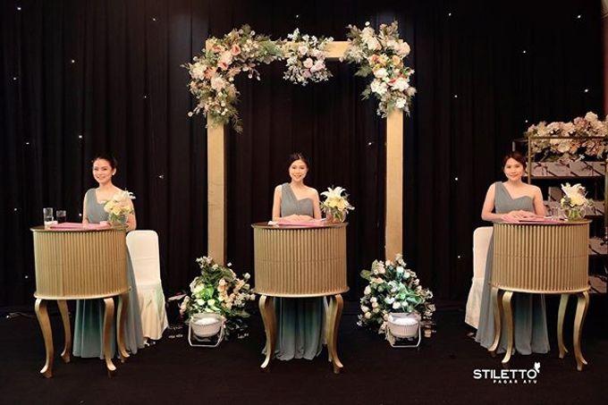 Wedding 2019  by STILETTO PAGAR AYU - 042