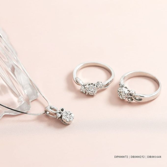 Diamond Jewellery by V&Co Jewellery - 001