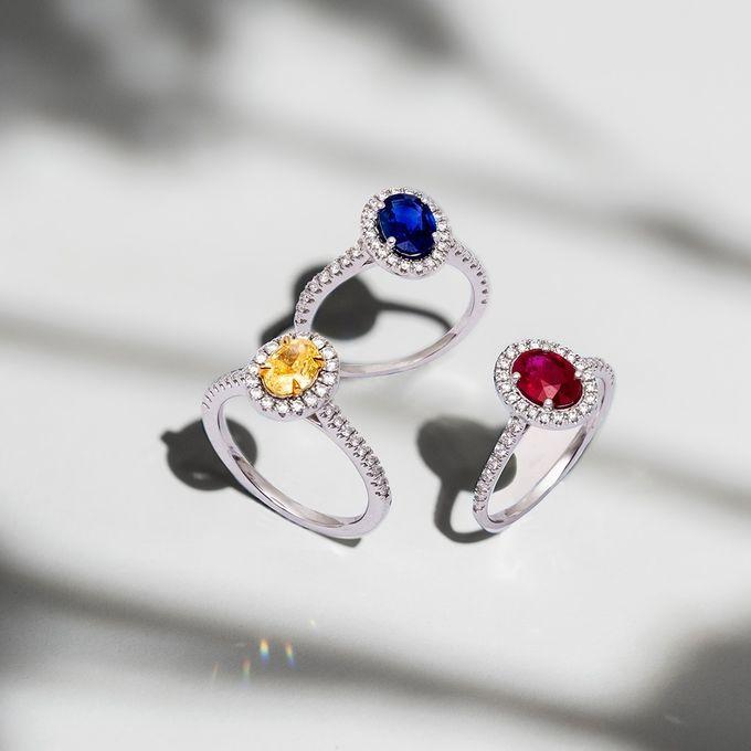 Precious Stone by THE PALACE Jeweler - 003