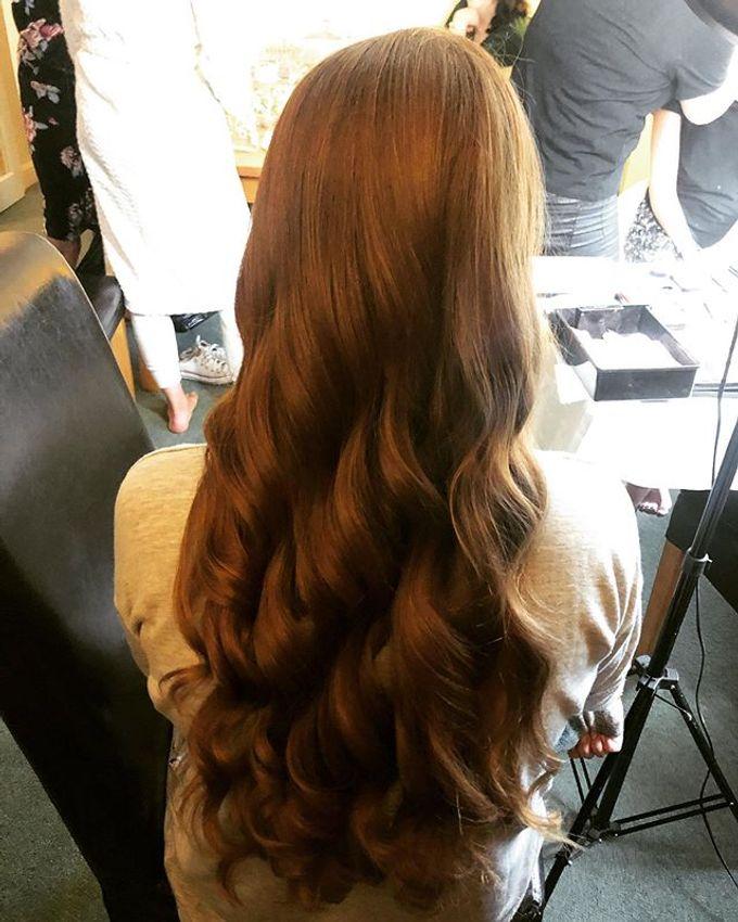Bridal & events hair  by Danielle Marouzet Hair Design - 004