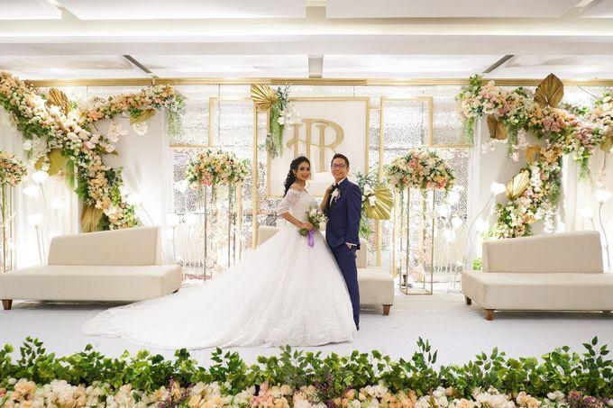Wedding Of Hendarto & Rosdiana by Ohana Enterprise - 005