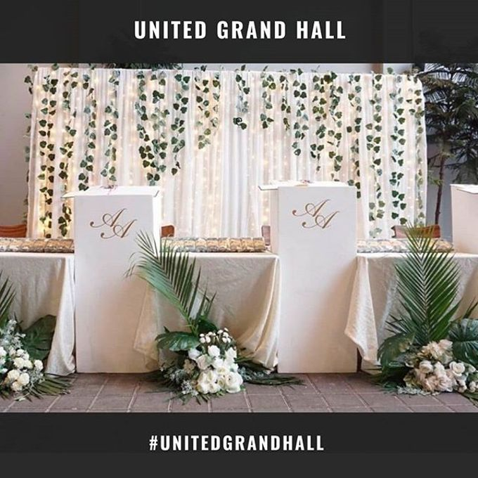 ALVIN ANGGRAINI WEDDING by United Grand Hall - 001