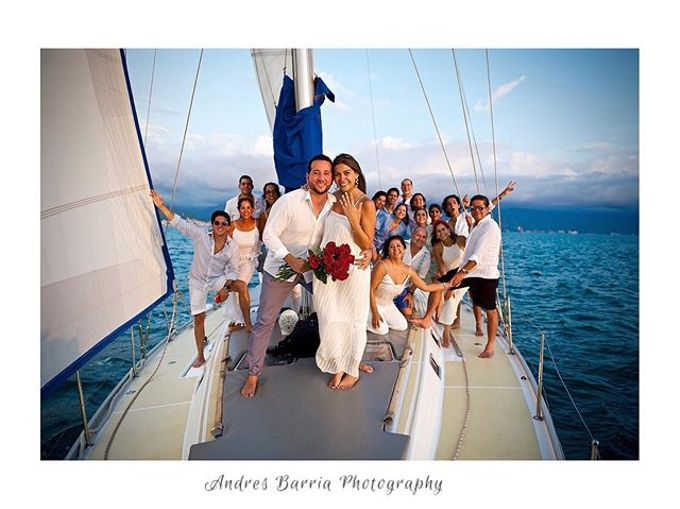 PUERTO VALLARTA WEDDINGS  by www.andresbarriaphotography.com - 017