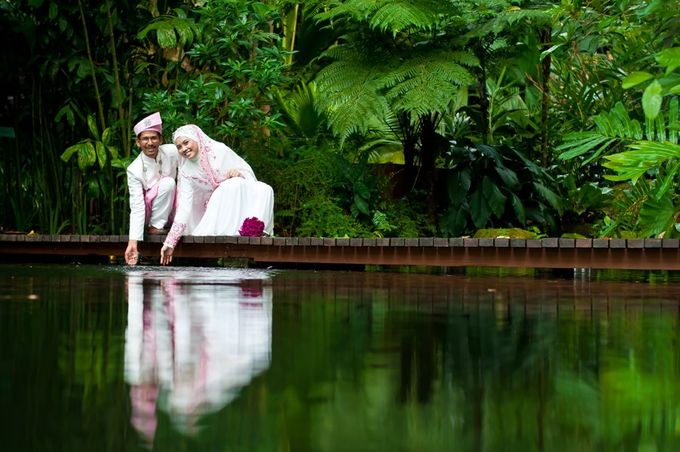 WEDDING FITRI AND FARIHA by Opa Pakar Photography - 005