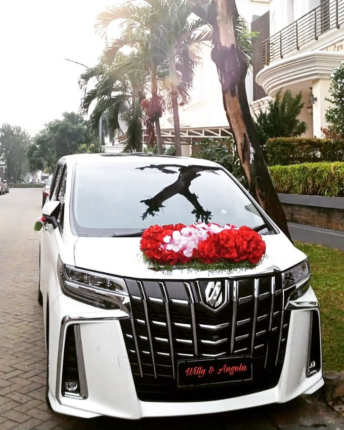 The Wedding of Willy & Angela by Priority Rent car - 001