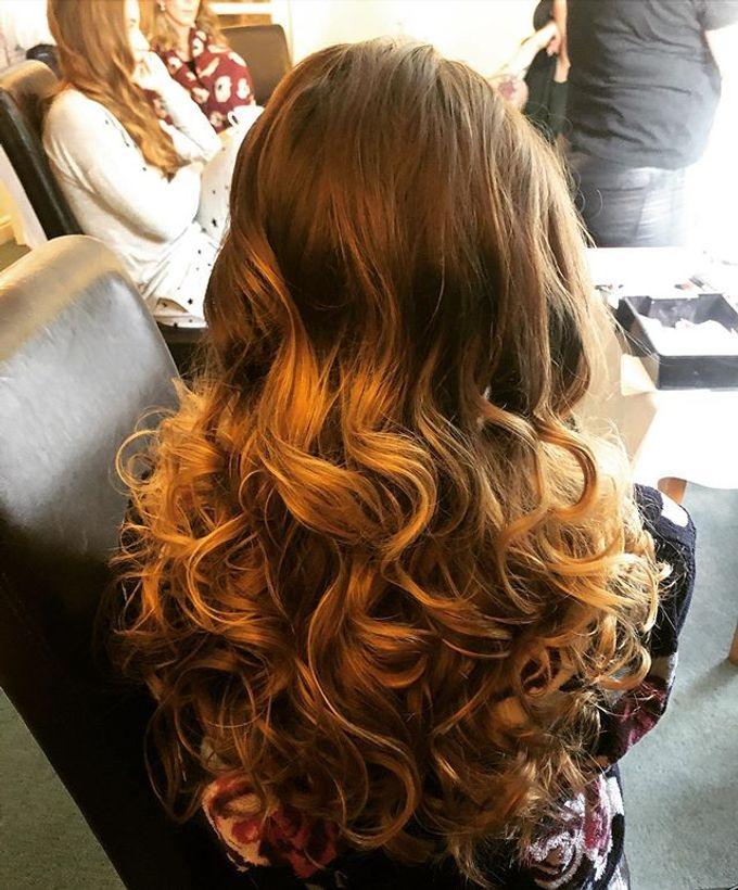 Bridal & events hair  by Danielle Marouzet Hair Design - 003