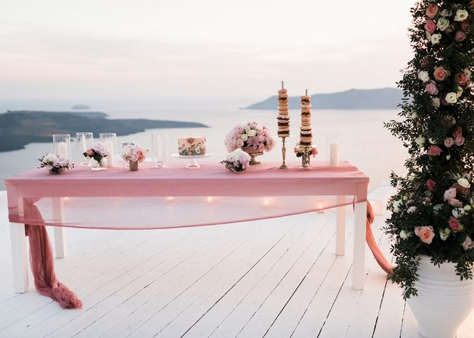 Dusty pink wedding for the sweetest couple by Stella & Moscha Weddings - 035