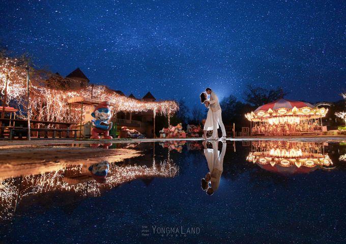 Korea Pre-Wedding Photoshoot - Studio 29 by Willcy Wedding by Willcy Wedding - Korea Pre Wedding - 045
