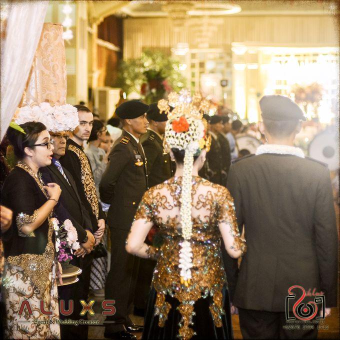 Adat Jawa & Prosesi Pedang Pora by Alux's Event & Wedding Creator - 013