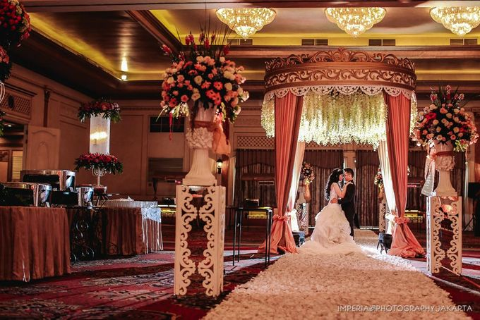 Yonathan & Dina Wedding by Imperial Photography Jakarta - 050