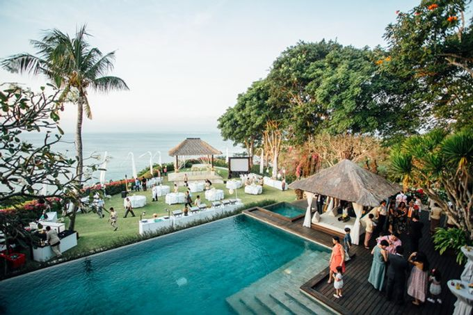 Clarrie & Dominic by AYANA Resort and Spa, BALI - 004