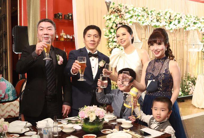 Fine Dinning Intimate entertainment wedding at Alto Restaurant Four Seasons Jakarta - Double V Entertainment by Hian Tjen - 011