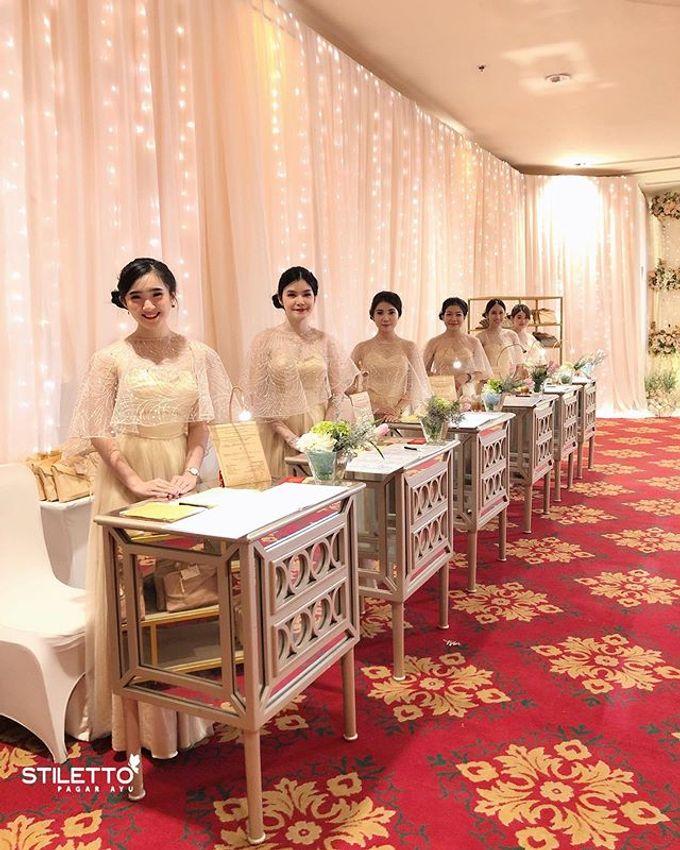 Wedding 2019  by STILETTO PAGAR AYU - 041