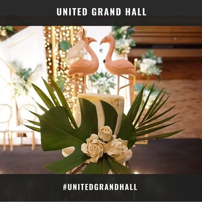 ALVIN ANGGRAINI WEDDING by United Grand Hall - 003