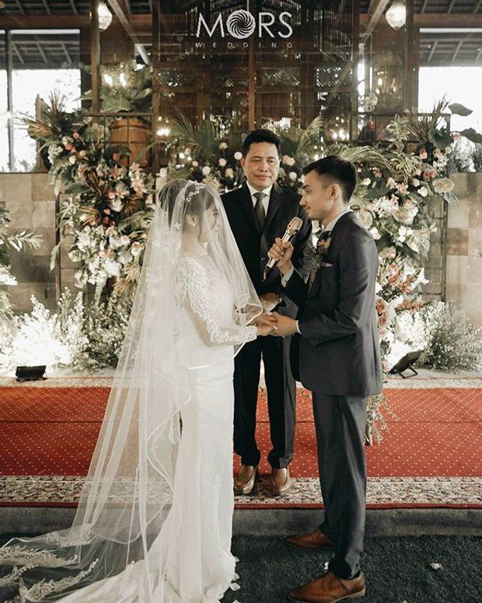 The Wedding of Rizky & Intan by MORS Wedding - 012