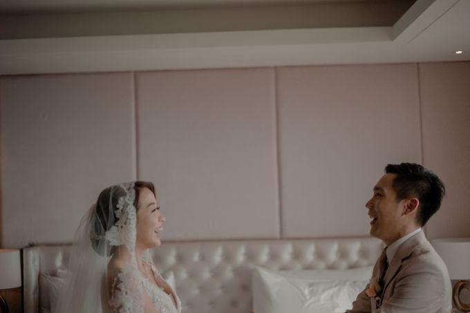 Alvin & Natasha Wedding by Philip Formalwear - 017