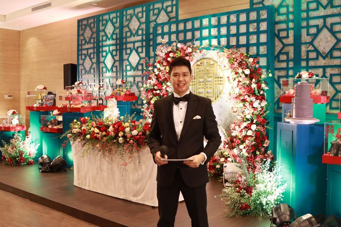 MC Sangjit - Engagement Intimate Glass House Ritz Carlton Pacific Place - Anthony Stevven by Anthony Stevven - 028