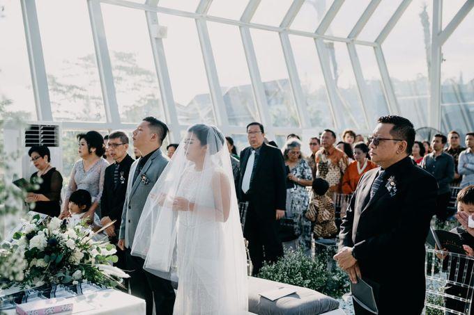 Yoseph & Elvina by InterContinental Bandung Dago Pakar - 007