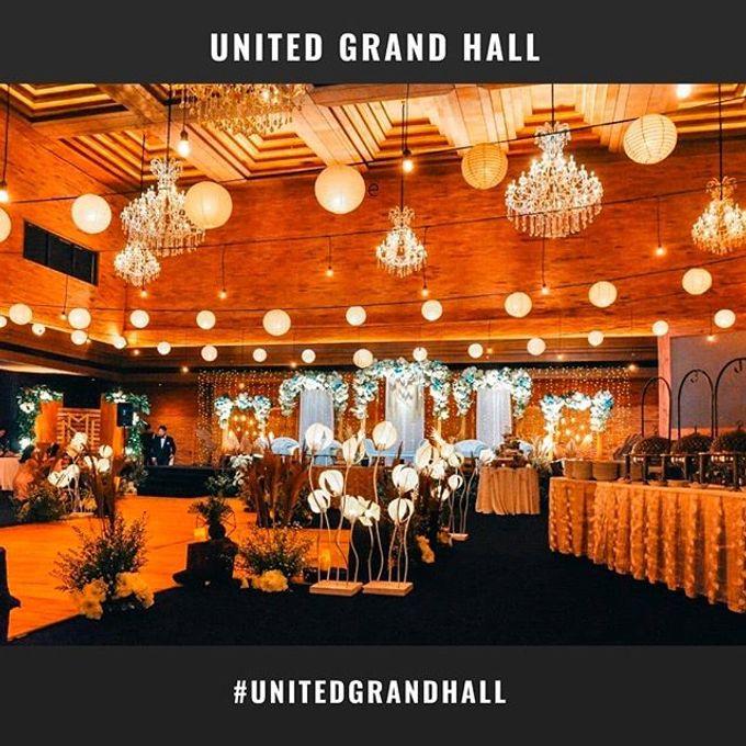 MARIO NADIA WEDDING by United Grand Hall - 002