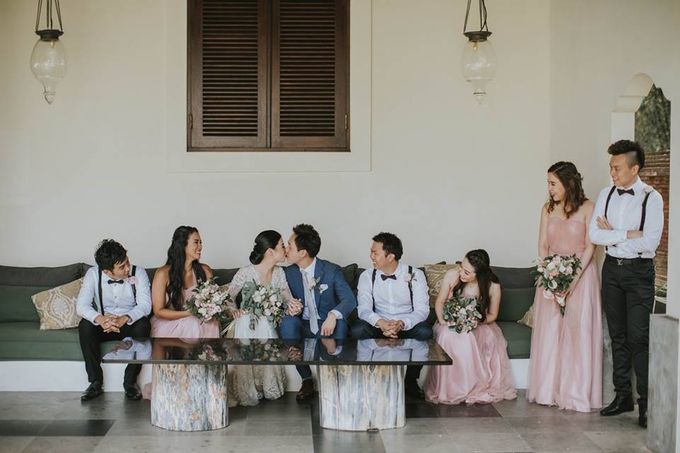Wedding of Evelyn & Keith by Beyond Decor Company - 019