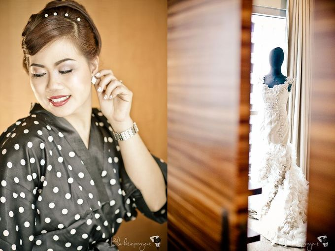 Vintage Bride  Reese and Leo by Nadine Rayo Hair and Makeup Artistry - 012