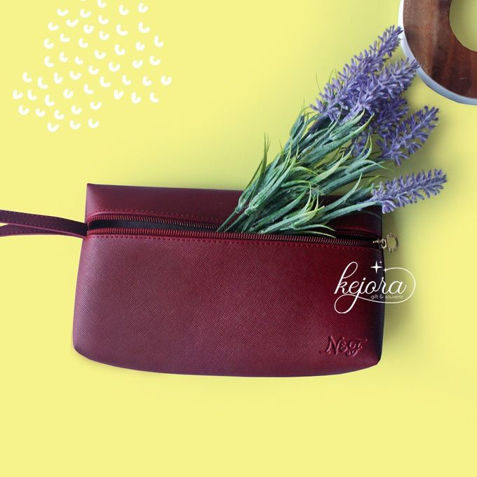 Pouch Top Zipper Plus Depth by Kejora Gift & Souvenir - 002
