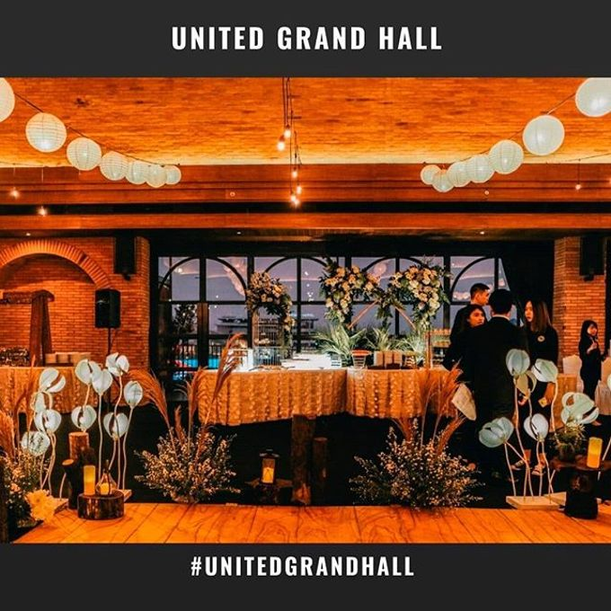 MARIO NADIA WEDDING by United Grand Hall - 005