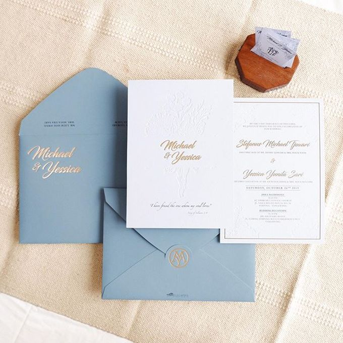 Wedding of Micahel & Yessica by Prima Card - 001