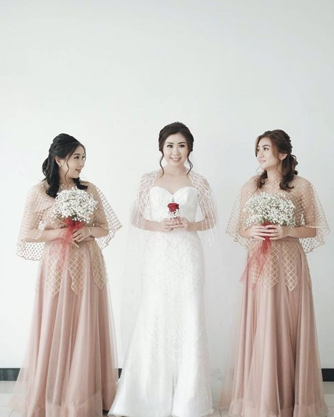 Marcos & Melissa Wedding by Sisca Zh - 002