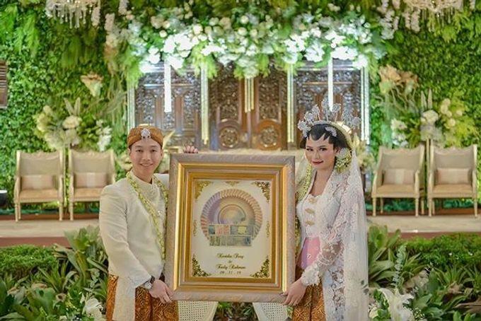 RAZLY & KARTIKA WEDDING by Seserahan Indonesia - 001