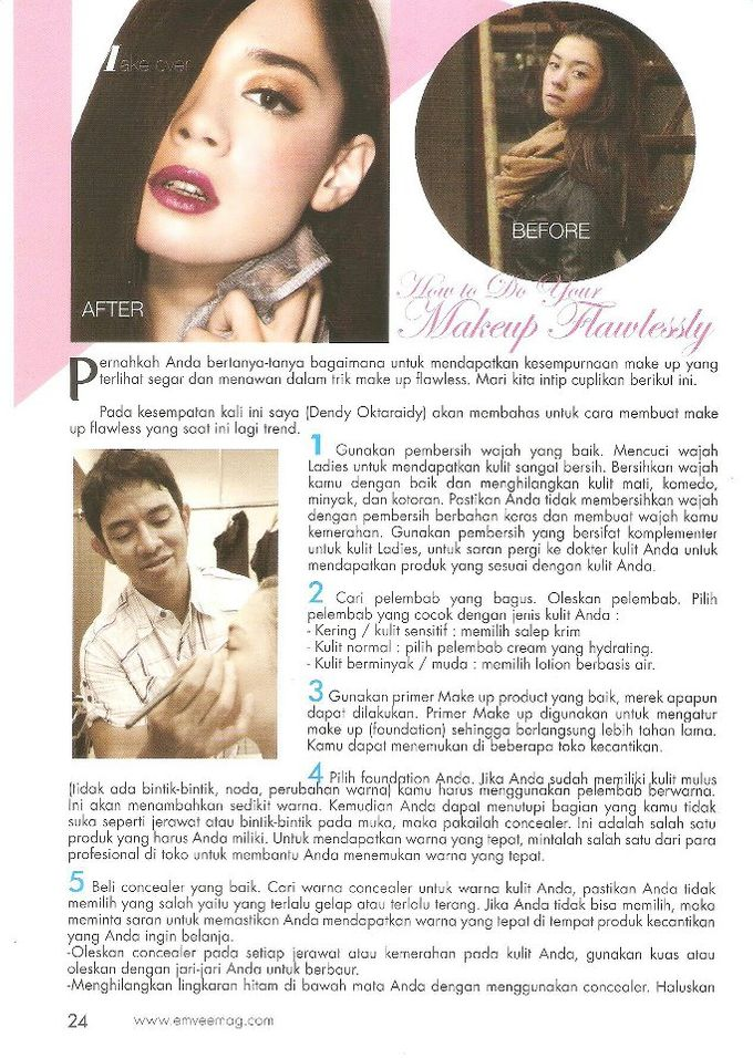BEFORE AND AFTER by Dendy Oktariady Make Up Artist - 007