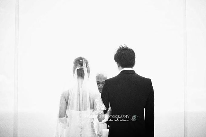 The Wedding - Yang + Yang by Studio 8 Bali Photography - 022