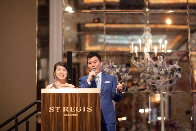 St Regis Singapore Wedding 2 by Ray Gan Photography - 042