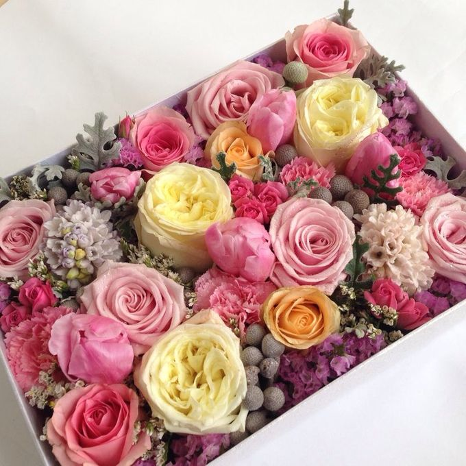 Flower Gift Box Collection 2014/2015 by Jasmine Florist - 002