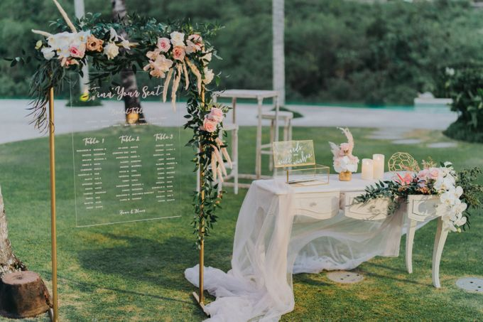 THE UNGASAN CLIFFTOP RESORT by Bali Event Styling - 017
