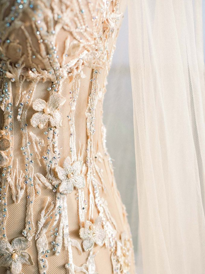 The Wedding of Michael and Alvina by Laurent Agustine by LOTA - 017