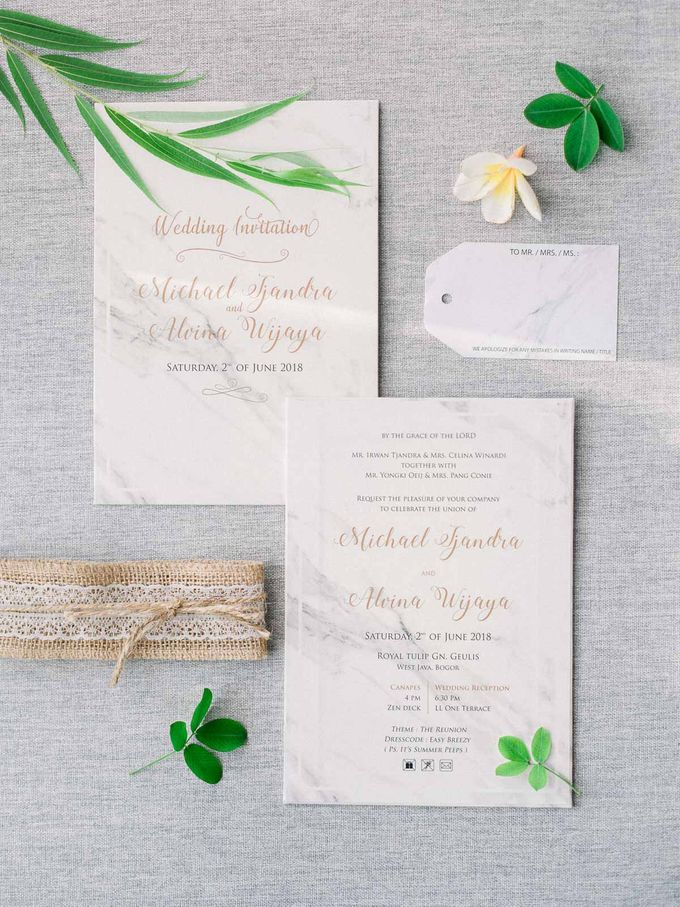 The Wedding of Michael and Alvina by Laurent Agustine by LOTA - 020