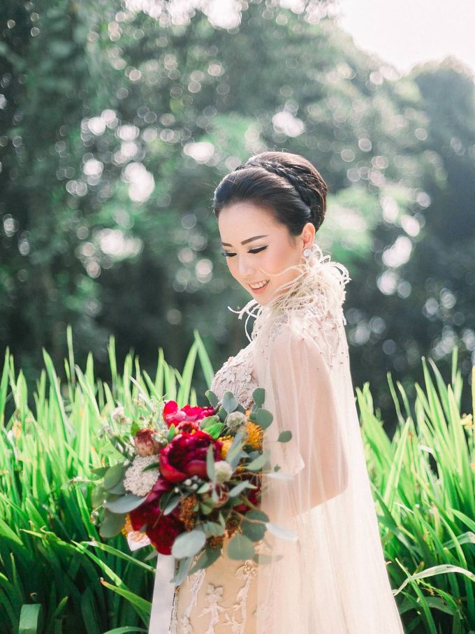 The Wedding of Michael and Alvina by Laurent Agustine by LOTA - 032