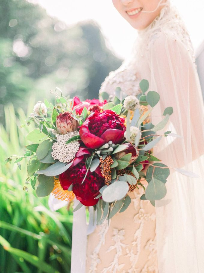 The Wedding of Michael and Alvina by Laurent Agustine by LOTA - 028