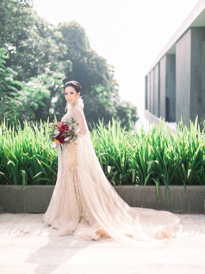 The Wedding of Michael and Alvina by Laurent Agustine by LOTA - 033