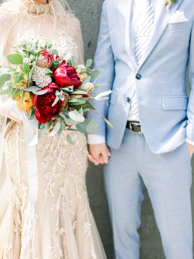 The Wedding of Michael and Alvina by Laurent Agustine by LOTA - 030