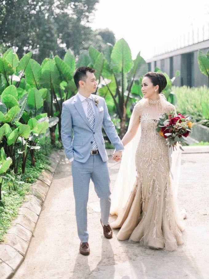 MICHAEL & ALVINA by Royal Tulip Gunung Geulis Resort & Golf - 002