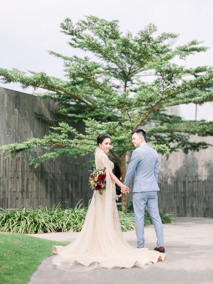 The Wedding of Michael and Alvina by Laurent Agustine by LOTA - 042