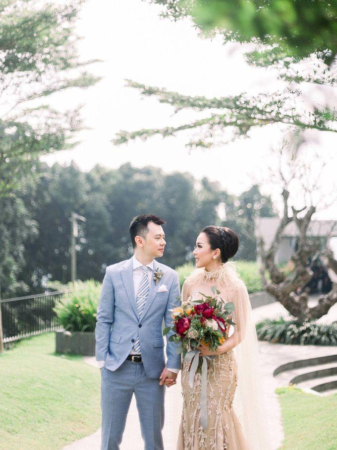 MICHAEL & ALVINA by Royal Tulip Gunung Geulis Resort & Golf - 005