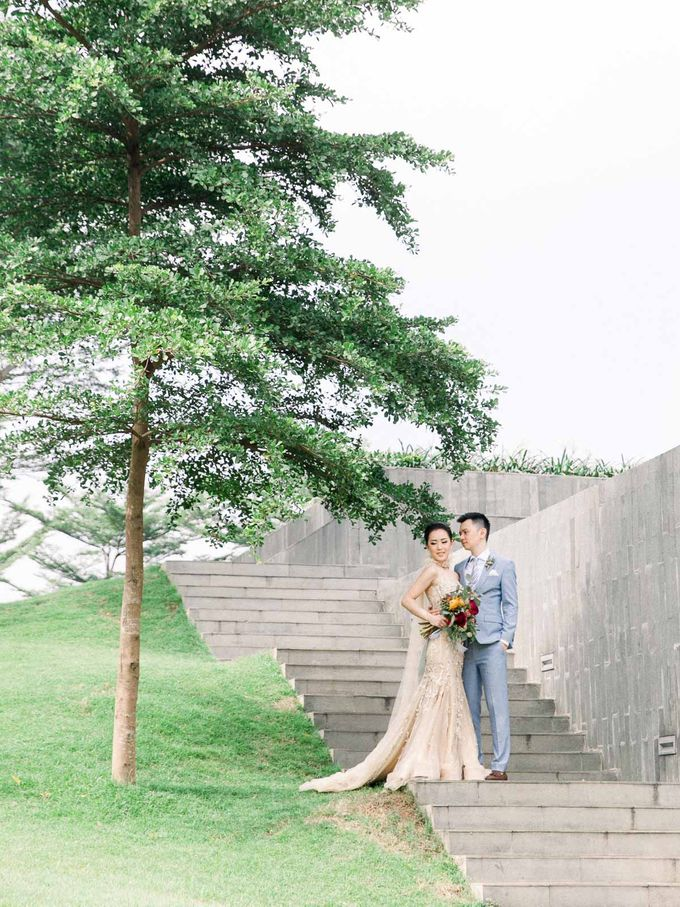 The Wedding of Michael and Alvina by Laurent Agustine by LOTA - 044