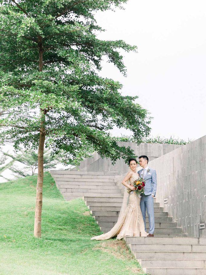 MICHAEL & ALVINA by Royal Tulip Gunung Geulis Resort & Golf - 006